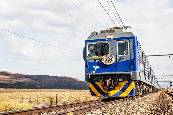Blue Train Pretoria - Kaapstad
