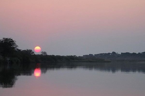 Gouden Driehoek Namibie, Botswana en Zimbabwe