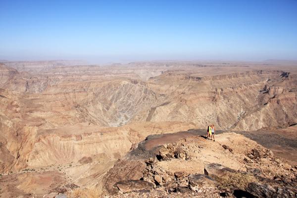 Hoogtepunten van Namibie