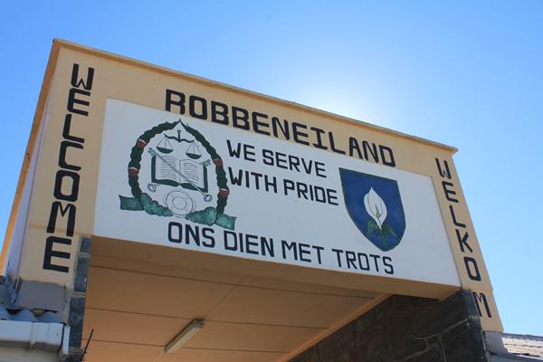 Robbeneiland en Township Combo toer