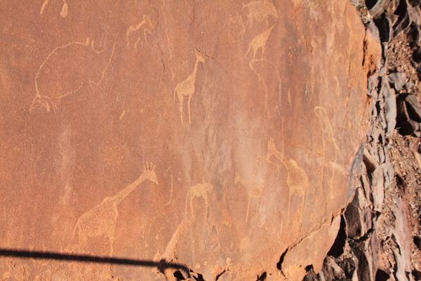 Terug naar de Namibische Roots en Natuur