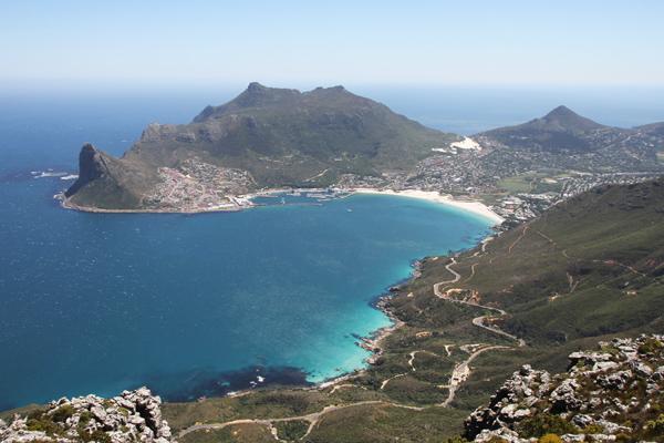Tuinroute vanuit Kaapstad