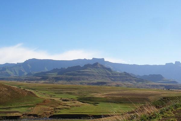 Zuid-Afrika overland